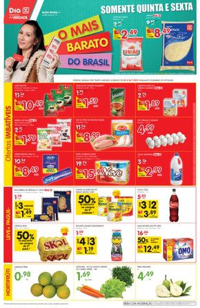 Supermercados ofertas do dia goiania
